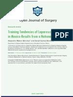 Open Journal of Surgery