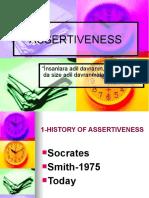 Assertiveness 1