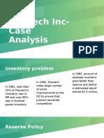 Disctech Inventory Control