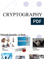 Cryptography