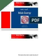 Male Energy eBook