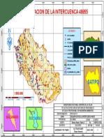 mapa ubicacion intercuenca