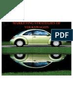 Volkswagen Marketing Strategies