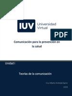 2. Lectura Teorías de la comunicación
