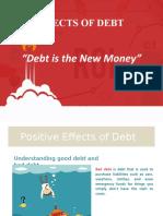 EFFECTS OF DEBT.pptx