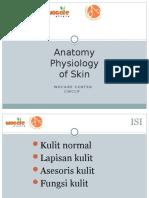 Anatomy Physiology of Skin CWCCP 2
