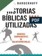 Historias biblicas mal utilizadas