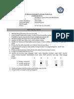 SOAL US PAI K-13 SMK 2019_2020 PAKET 1