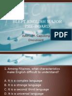 BLEPT ENGLISH MAJOR PRE-BOARD.pptx