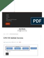 LTE UE Initial Access _ 3GLTEInfo