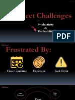 2020 Fleet Challenges