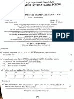 ThakurInternational question paper prelim