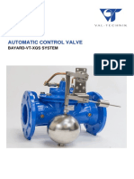 VT-BAYARD-Automatic Control Valves-Float-