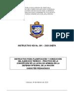 DOC Nº1  INSTRUCTIVO DEL EJERCICIO DE LUCHA NO ARMADA - 2019VRRDECANOS (3)