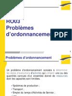 Cours 8 - Ordonnancement (1)