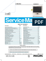 Service Manual Philips LCD Monitor 150P4.pdf