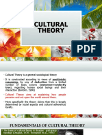 Cultural Theory-Introduction to culture edited-v1