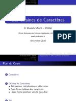 Chap05_ChainesCaracteres
