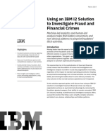 i2 Fraud and Financial Crime Technical Whitepaper