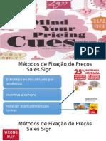 apresentação Mind price cues