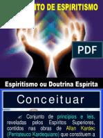 Doutrina-Espirita---Conceito-e-Objeto