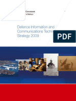 Defence Ict Strategy 2009