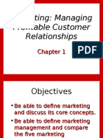 1 - Managing customer relationships(2)