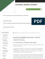 Zativo - Inibitori della Monoamino Ossidasi (IMAO) - Avvertenze