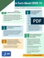 COVID-19 facts