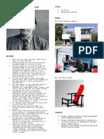 Gerrit Rietveld report