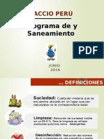 CAPACITACIÓN PHS