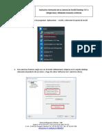 3. Instructivo autorizacion licencia Single User ArcGIS For