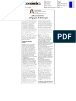 Adiantamentos - artigo OCC