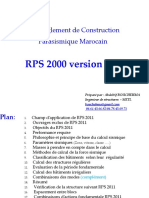 Presentation RPS 2011