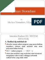 Aplikasi Bioradiasi