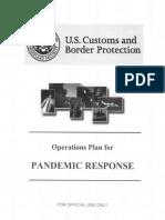 CBP Pandemic Response