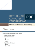 program bcp 5