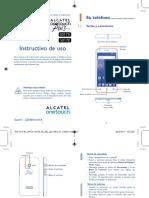 manual usuario alcatel pixi 3