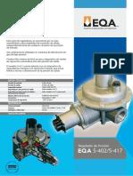 Regulador EQA-S402-417-01-ES