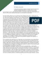 Discurso del Intendente Fabián Caglardi en el Inicio de las Sesiones Legislativas 2020