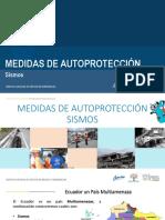 MEDIDAS DE AUTOPROTECCIÓN ANTE RIESGOS  2020