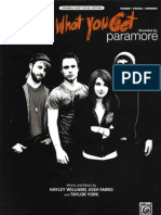 43534314 Paramore That s What You Get