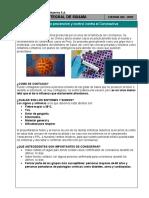 Charla Integral SSI&MA 402 - Medidas de Prevención y Control contra el Coronavirus
