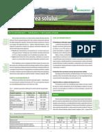(2016) Îngrășarea și fertilizarea solului