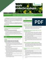 (2016) Scopurile, bazele și regulile producției ecologice de plante
