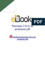 panorama-2-livre-du-professeur-pdf