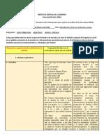 ANÁLISIS DE LAS ORIENTACIONES DE CLASE (1)