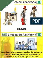 BRIGADA DE ABANDONO