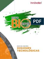 RETO BIO Bases Misiones Tecnologicas