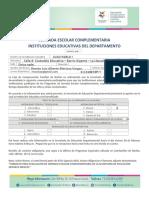FORMATOS JECO 2020
